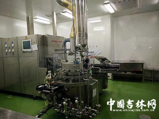 金赛药业 :力争成为市值千亿的中国基因工程制药行业领军企业 - 王朝雄 - 王朝雄